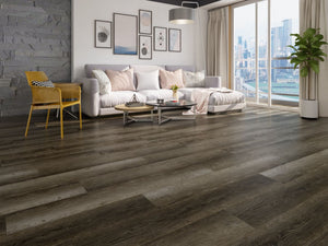 SPC Gaia Red Porto - Evergreen Wood INC
