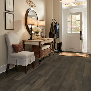 Mannington Hand-Crafted Smokehouse Oak