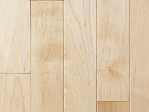 Solid Muirfield Maple Natural - Evergreen Wood INC