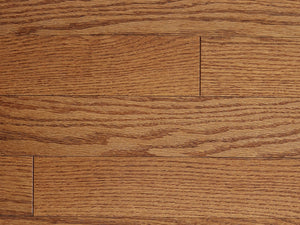 Solid Muirfield Red Oak Saddle - Evergreen Wood INC