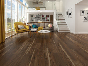 SPC Gaia American Walnut - Evergreen Wood INC