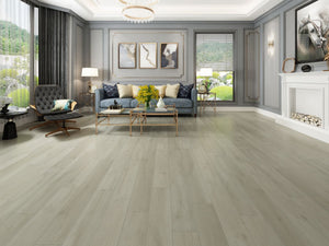 SPC Gaia White Sanddollar - Evergreen Wood INC