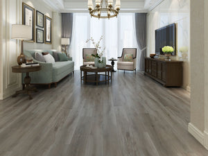 SPC Gaia White Seashell - Evergreen Wood INC