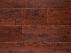 Mocha Mapple V-Groove 12.3mm - Evergreen Wood INC