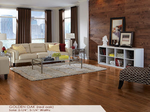Somerset Golden Oak - Evergreen Wood INC