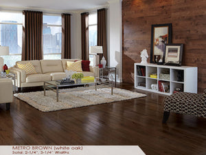 Somerset Metro Brown - Evergreen Wood INC