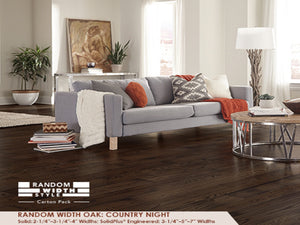 Country Night Oak - Evergreen Wood INC