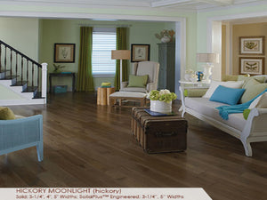 Somerset Hickory Moonlight - Evergreen Wood INC
