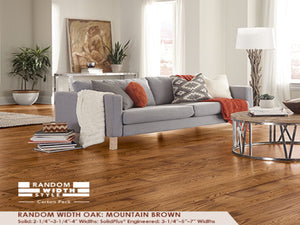 Somerset Mountain Brown Oak