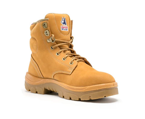 STEEL BLUE 512702 ARGYLE LACE UP BOOT LADIES - WHEAT - Workin' Gear