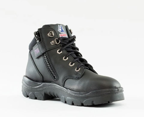 STEEL BLUE 512758 PARKES ZIP SAFETY BOOT LADIES - Workin' Gear