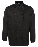 JB'S 5CJ Unisex Chefs Jacket L/S - Workin' Gear