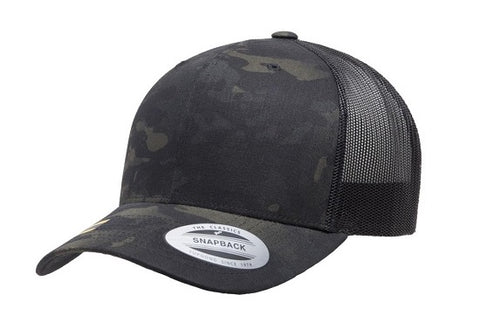 FLEXFIT 6606MC Retro Trucker Multicam - Workin' Gear