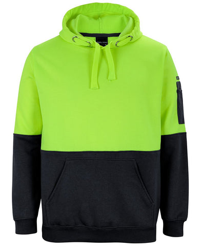 JB'S 6HVPH Hi Vis Pull Over Hoodie - Workin' Gear