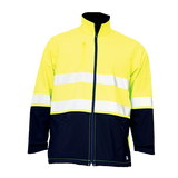 KM M7131T Softshell Jacket with Segmented Tape - Workin' Gear