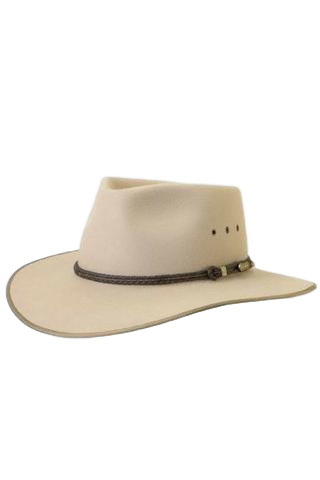 AKUBRA CATTLEMAN SAND - Workin' Gear