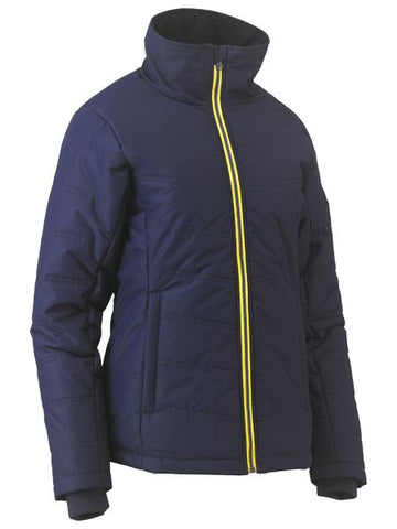 BISLEY BJL6828 Women's Puffer Jacket - Workin Gear
