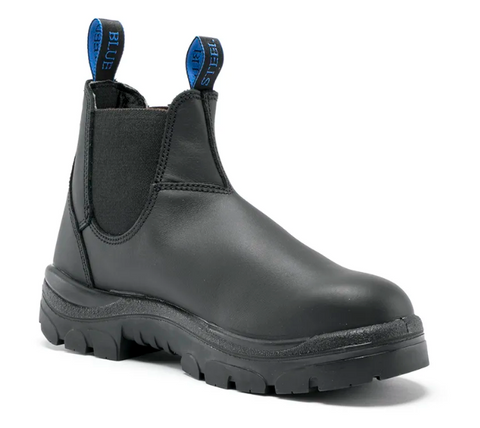 STEEL BLUE 312101 HOBART ELASTIC SIDED BOOT - Workin' Gear
