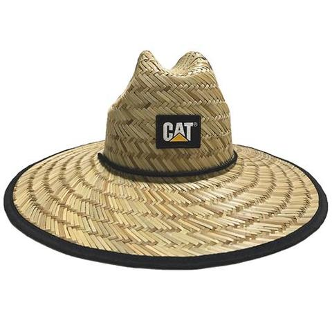 Workin Gear - CAT Straw Hat