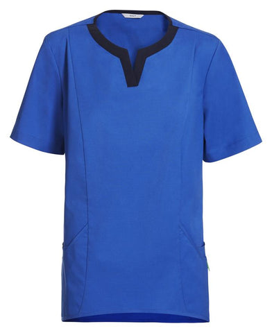 Fleming Round Neck Scrub Top - Workin Gear