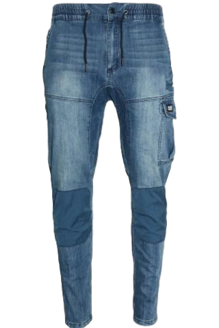 CAT DYNAMIC DENIM PANT - Workin' Gear