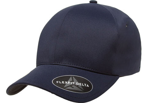 FLEXFIT 180 Delta Cap - Navy - Workin Gear