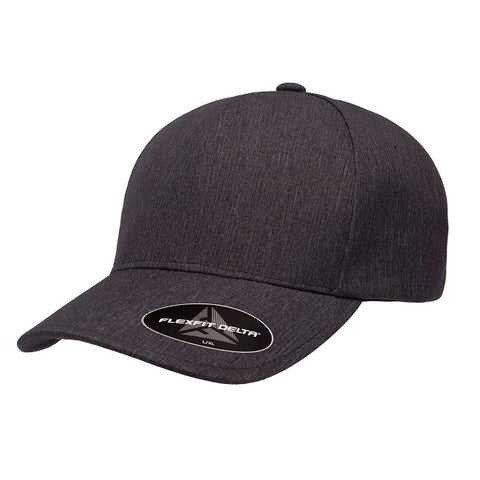 FLEXFIT 180 Delta Cap - Carbon - Workin Gear