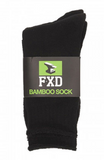 FXD BAMBOO WORK SOCKS SK◆5     (2 Pack) - Workin' Gear