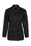 JB'S 5CJ1 LADIES CHEF JACKET L/S - Workin' Gear