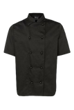 JB'S 5CJ2 UNISEX CHEFS JACKET S/S 3 GREAT COLOURS