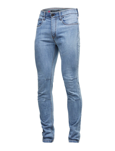 Workin Gear - KING GEE K13006 Urban Slim Coolmax Denim Jeans