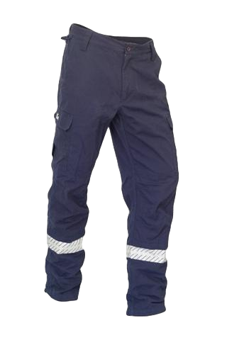 KM M8222T TAPED CARGO PANT