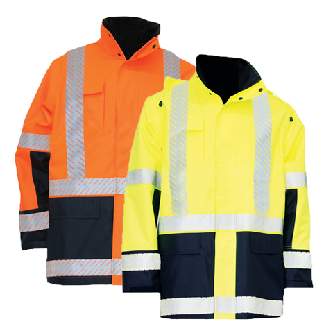 KM 5133T Waterproof Jacket with Segmented Tape - Workin' Gear
