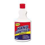 Anti-Bacterial Hand Sanitiser 500ml - Workin' Gear