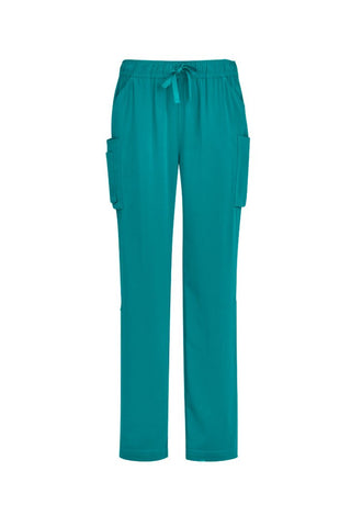 BIZCARE CSP944LL Ladies Straight Leg Scrub Pant - 4 Colours - Workin' Gear