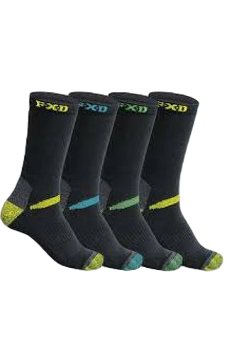 FXD WORK SOCKS SK◆2  (4 Pack) - Workin' Gear