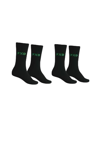 FXD BAMBOO WORK SOCKS SK-5 2 PACK - Workin' Gear