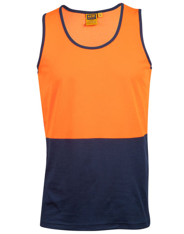 WS SW15 Hi-Vis Safety Singlet