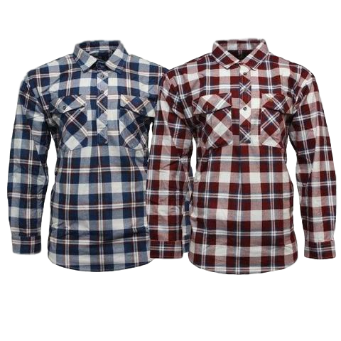 SWANNDRI EGMONT FLANNELETTE TWIN PACK - Workin' Gear
