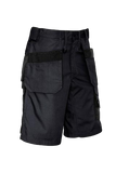 SYZMIK ZS510 MEN'S ULTRA LITE MULTI POCKET SHORT - Workin' Gear