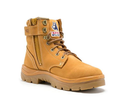 STEEL BLUE 312152 ARGYLE  ZIP SIDE - WHEAT - Workin' Gear