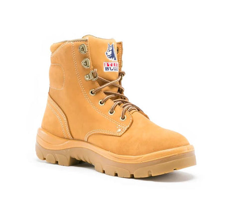 STEEL BLUE 312102 ARGYLE LACE UP BOOT - WHEAT - Workin' Gear
