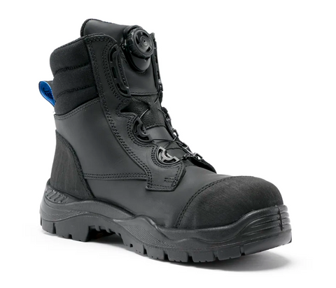 STEEL BLUE 327530 TORQUAY SPIN-FX™ BOOT- BLACK - Workin' Gear