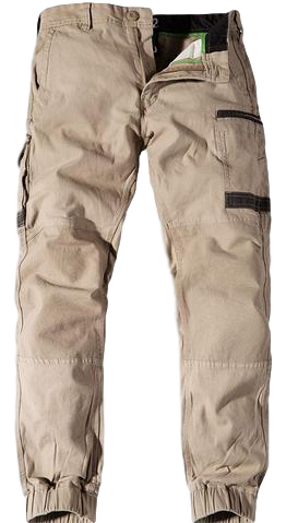 FXD WP◆4 Stretch Cuffed Pants 3 Great Colours - Workin' Gear