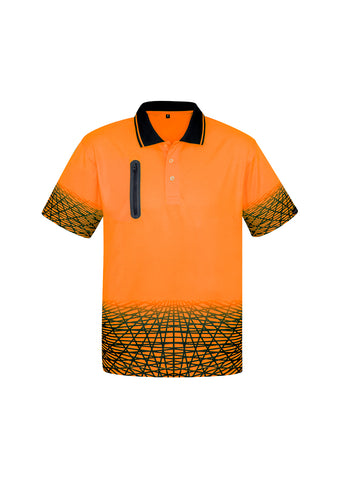 SYZMIK ZH300 Unisex Tracks Polo S/S - Workin' Gear