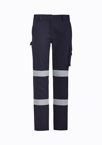SYZMIK  ZP720 Womens Bio Motion Taped Pant - Workin' Gear