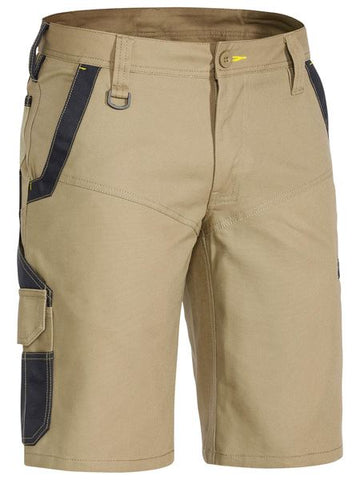 BISLEY BSHC1130 FLEX & MOVE™ Stretch Short - Workin' Gear