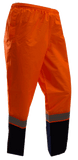KM M6131T HiVis Rain Pant with Segmented Tape - Workin' Gear
