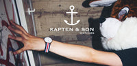 "Campus ""Racer"" - Kapten & Son - Japan"