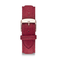 Canvas Strap Bordeaux - Kapten & Son - Japan